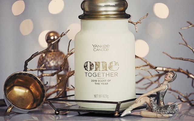 Yankee Candle ONE TOGETHER - zapach roku 2019 - Czytaj więcej »