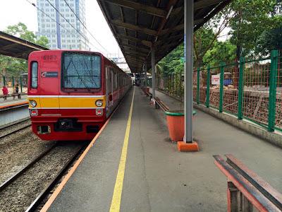 Alamat Stasiun Cawang