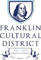 Franklin Cultural District Celebration May 10, 2019 - 3:30 PM