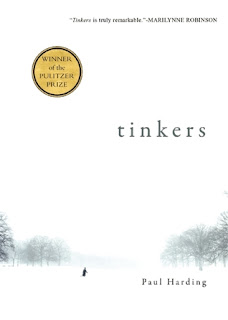 TINKERS - BOOK COVER