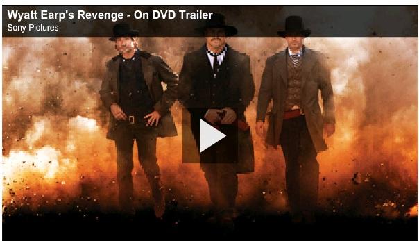 Trailer de la Pelicula Wyatt Earp's Revenge [1080p HD] 2012