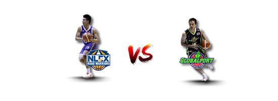 May 16: NLEX vs GlobalPort, 7:00pm Smart Araneta Coliseum