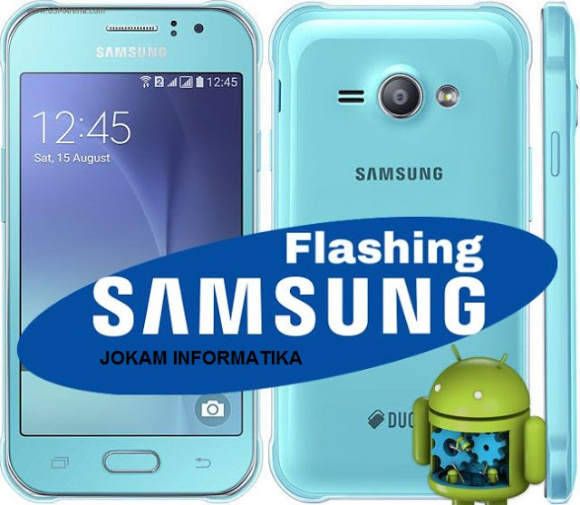 Cara Flashing Handphone Samsung Galaxy J1 Ace SM J110G