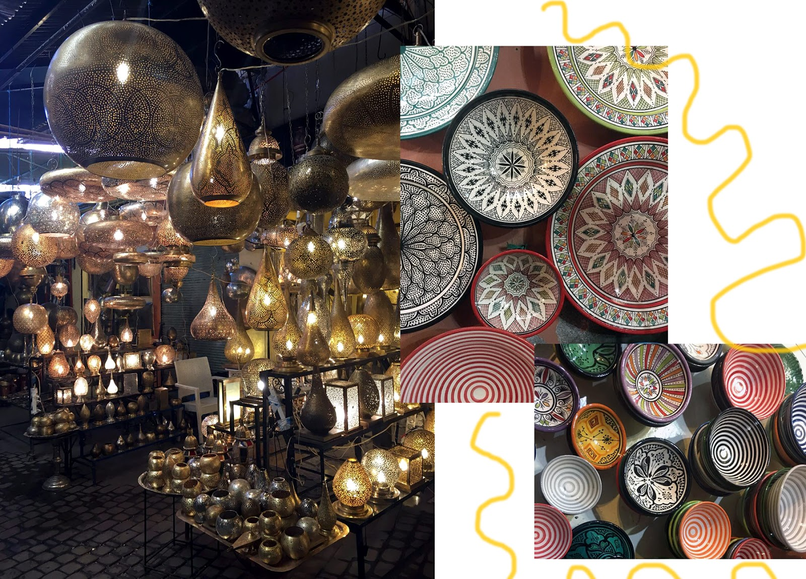 Euriental | luxury travel & style | Photo diary of Marrakech, Morocco, souk