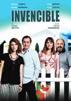 Invencible, con Verdú y Verbeke, en los Teatros del Canal
