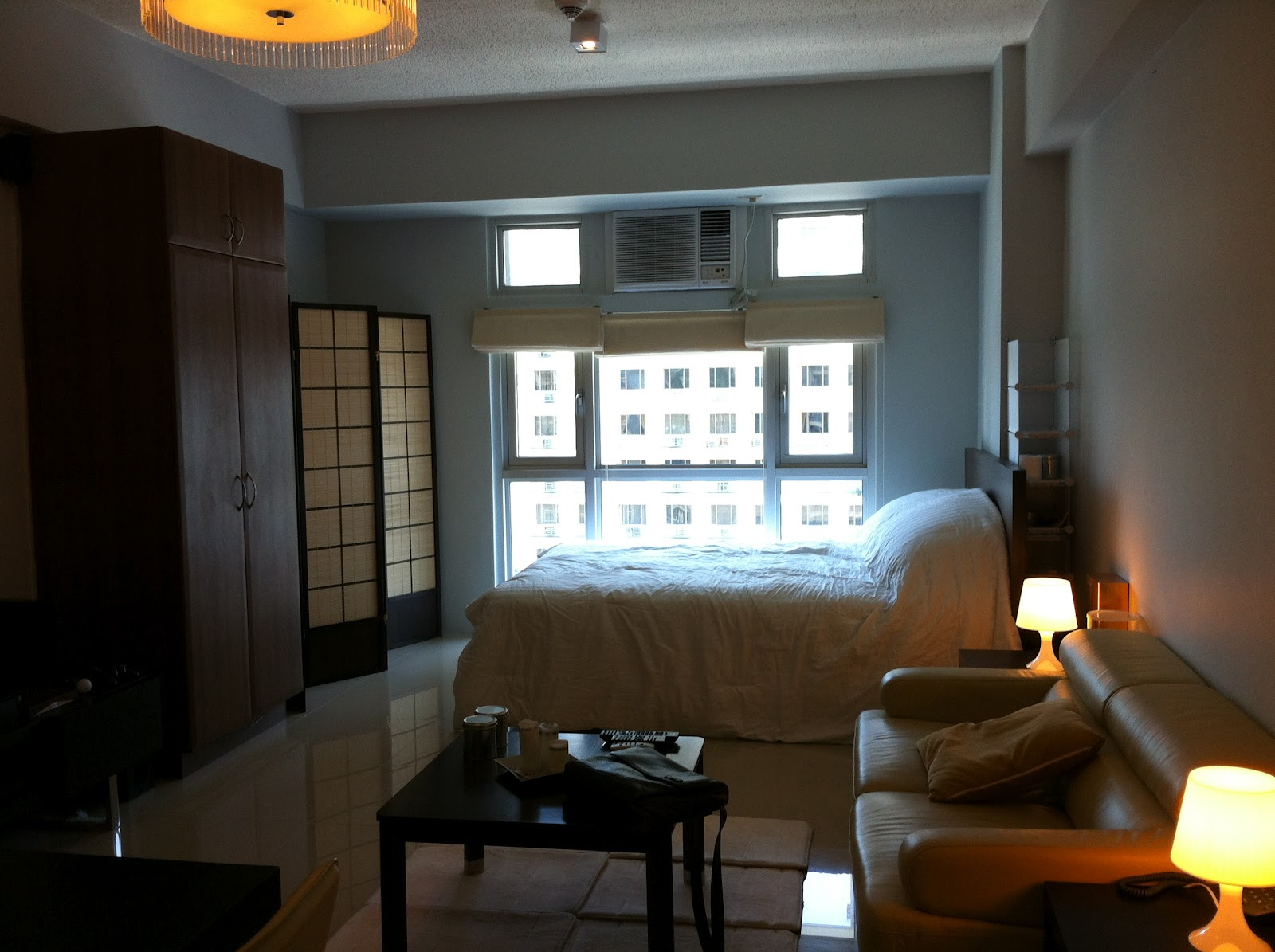 Long Or Short Term Daily Weekly Monthly Rent With Free Wi Fi In A New Studio Condo Apartment At Luxurious Greenbelt Chancellor Legaspi Village