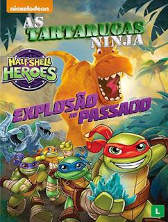 As Tartarugas Ninja: Explosão Ao Passado - DVDRip Dublado