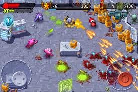Game Monster and Shooter danh cho dien thoai android