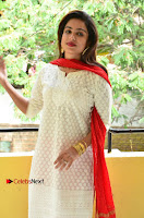 Telugu Actress Vrushali Stills in Salwar Kameez at Neelimalai Movie Pressmeet .COM 0034.JPG