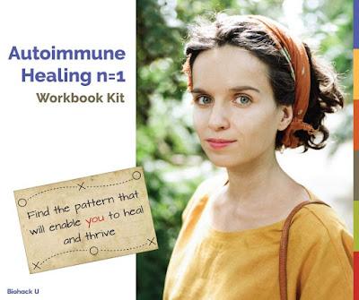 BioHackU - Autoimmune Healing n=1 Workbook