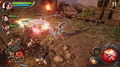 Blade of kingdoms hack full apk