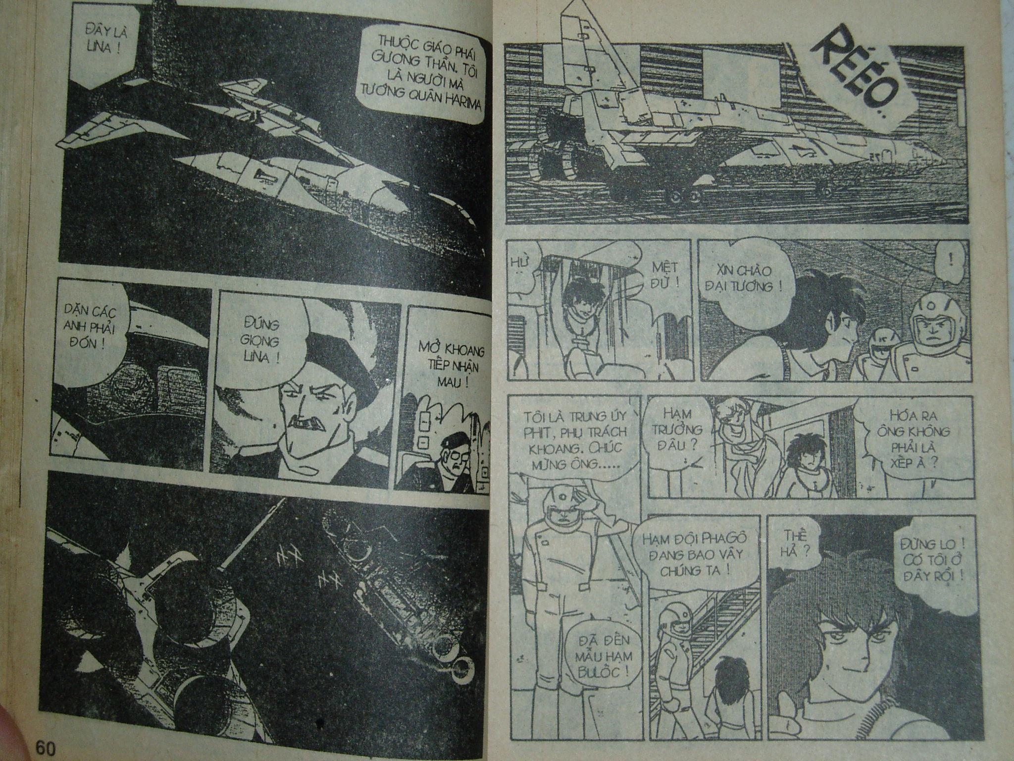 Siêu nhân Locke vol 17 trang 29