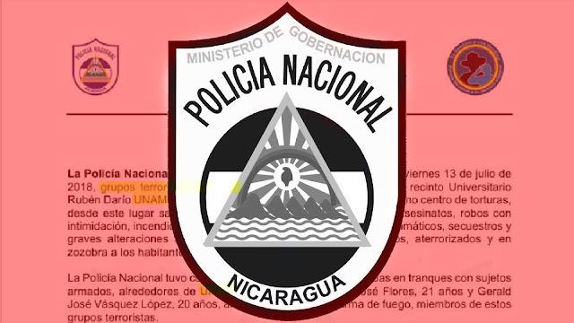Policía de Nicaragua Inculpa A Los Universitarios Mexicano