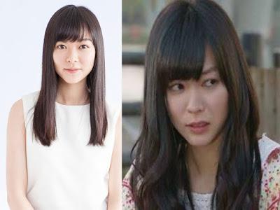 Kaya Hioki sebagai Harumi Fukushima, cewek manis kamen rider Ghost