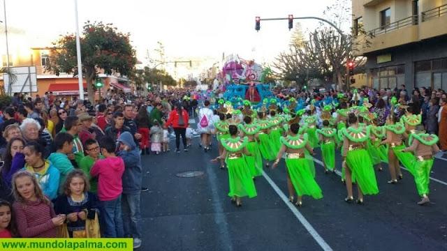 El Ayuntamiento de Los Llanos convoca el concurso del cartel del carnaval