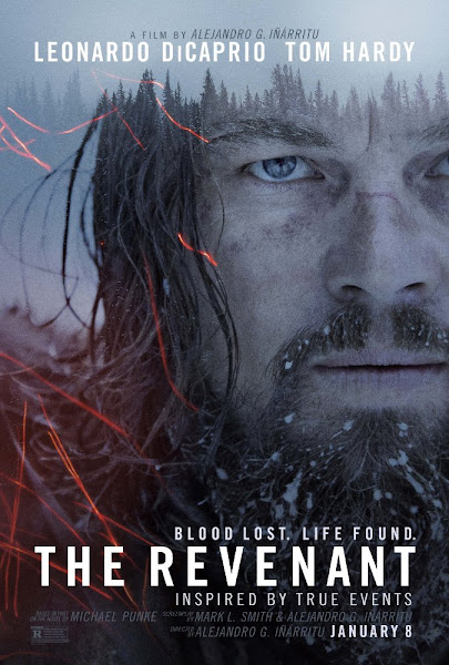 Poster Of The Revenant 2015 720p English BRRip Full Movie Download