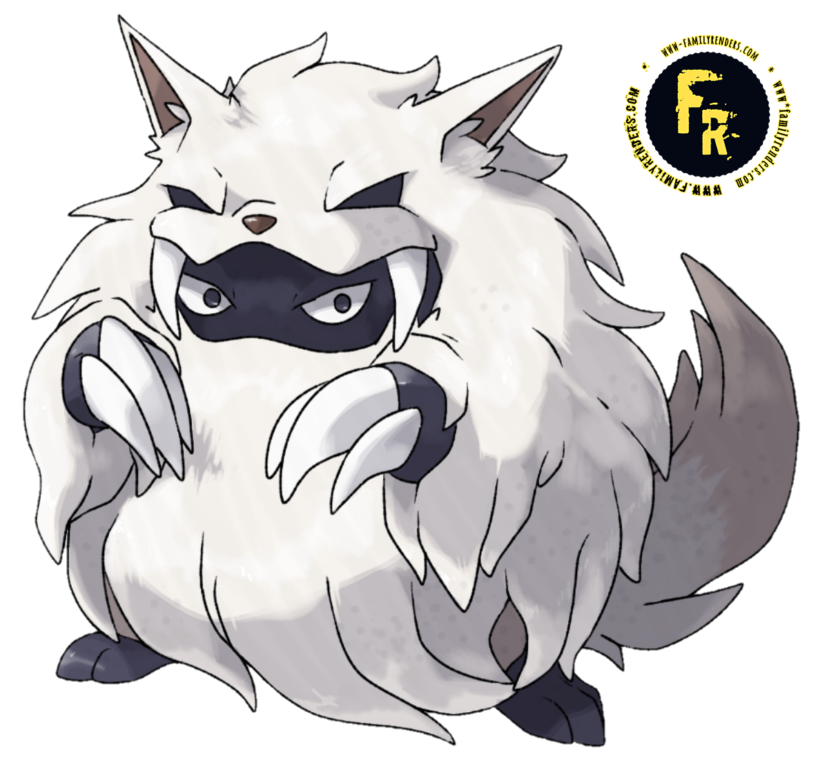 render Warwolf
