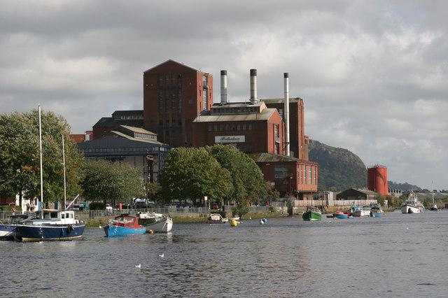 Dumbarton Distillery
