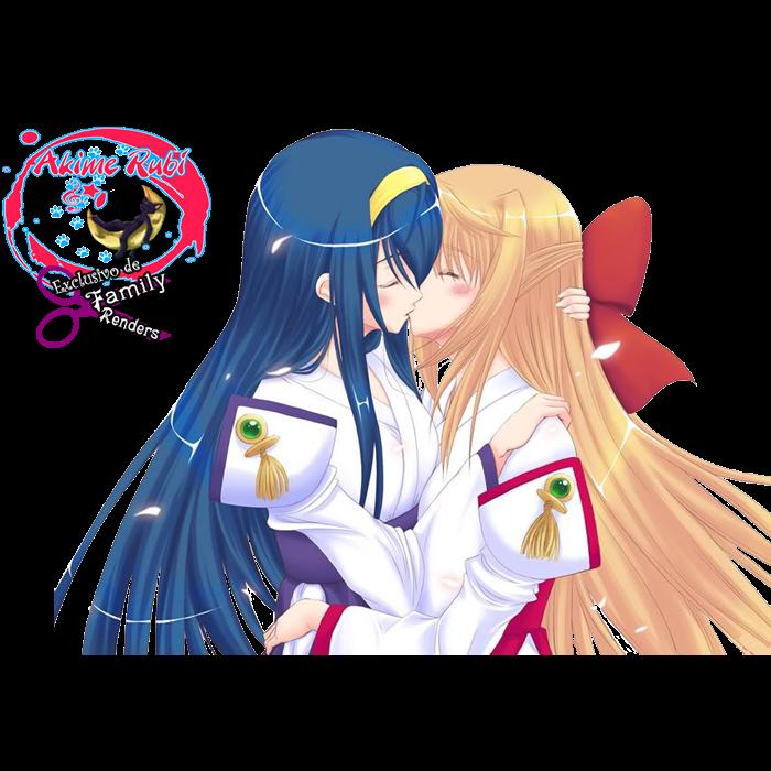 Chikane y Himeko