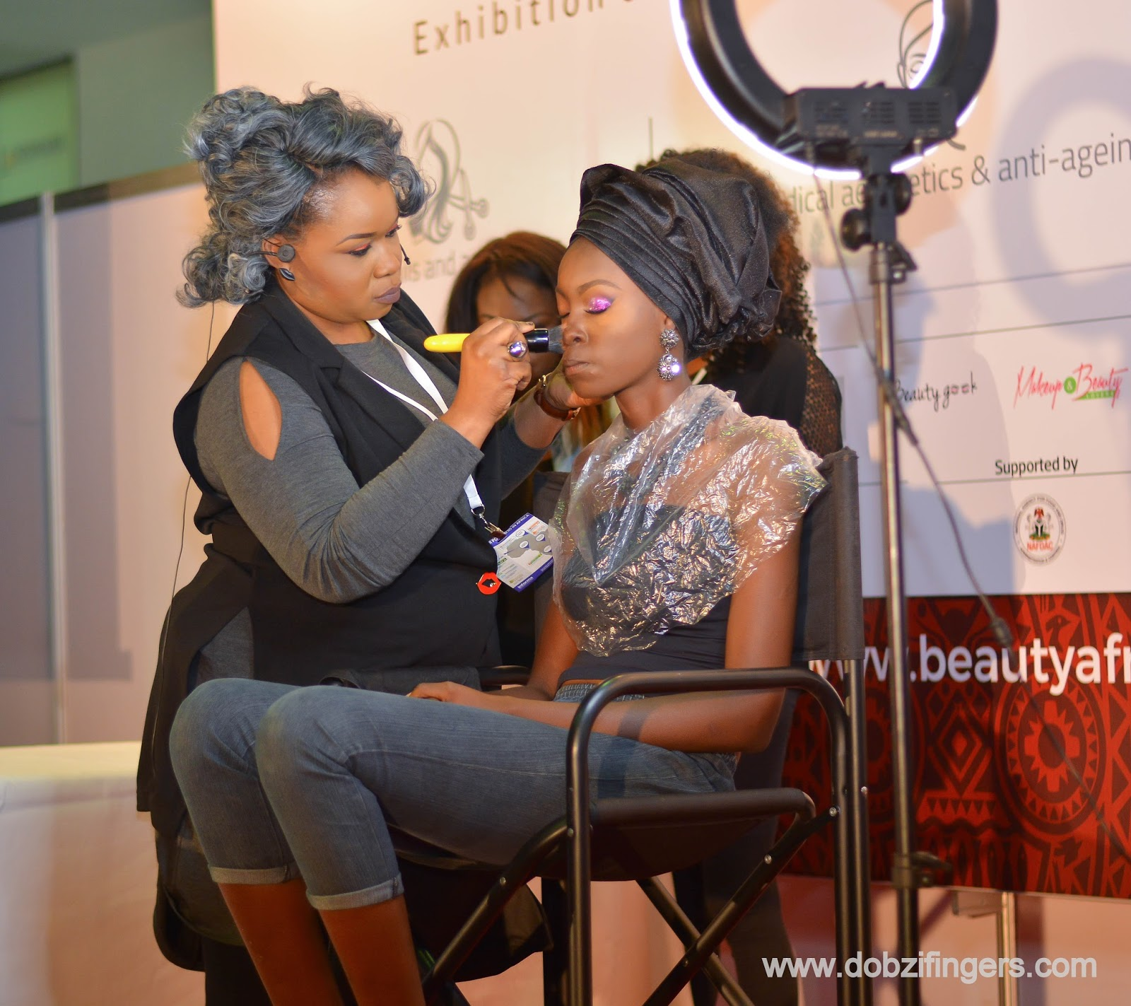Beauty Afica Exhibition and Conference 2016