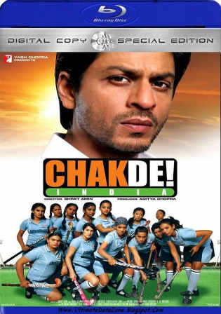 Chak De India 2007 BluRay 400MB Full Hindi Movie Download 480p Watch Online Free bolly4u