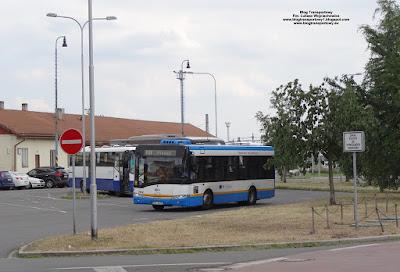 Solaris Urbino 10, DP Ostrava