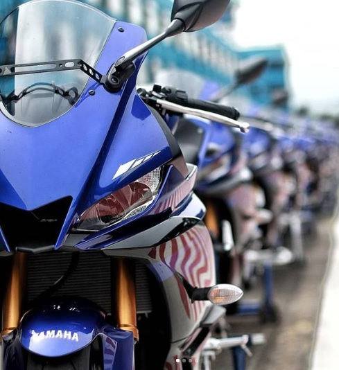 Cicilan Kredit Motor Yamaha R25 Terbaru