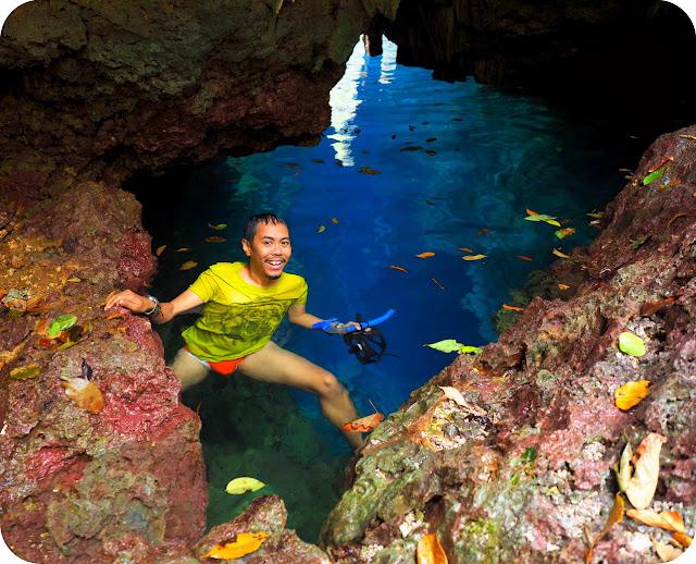 Goa+Haji+Mangku+Pulau+Maratua+Derawan
