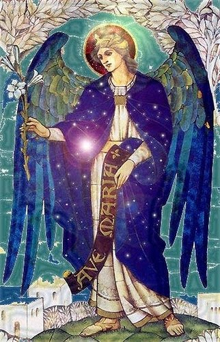 Honour to beloved archangel Gabriel