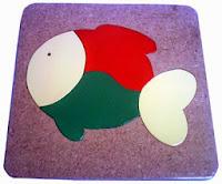 Mainan Puzzle Ikan
