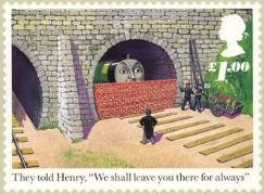 Henry End up being walled Stamp