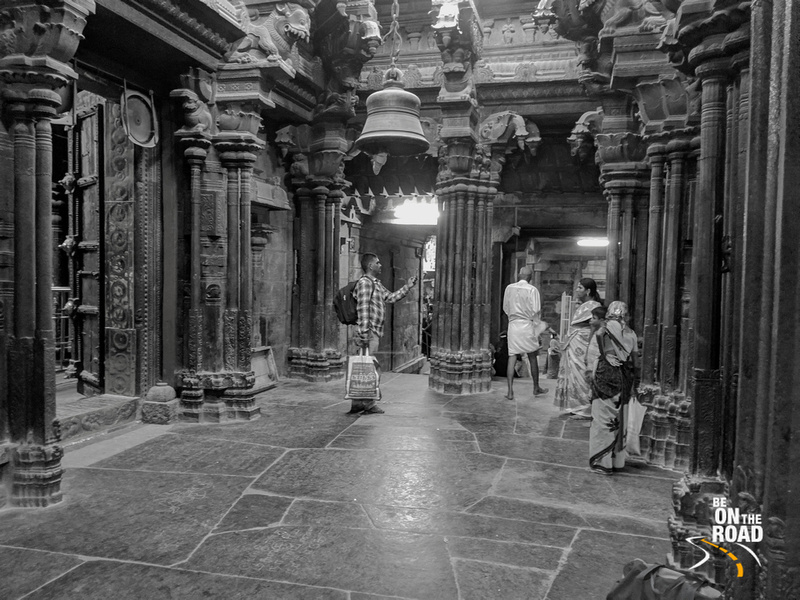 Gorgeous Interiors of South Indian Temples
