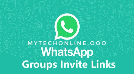 Whatsapp Group Links - Mytechon com provide you all updates