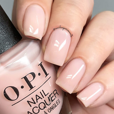opi baby take a vow swatch always bare for you collection spring 2019