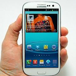Cara Hard Reset Samsung Galaxy SIII