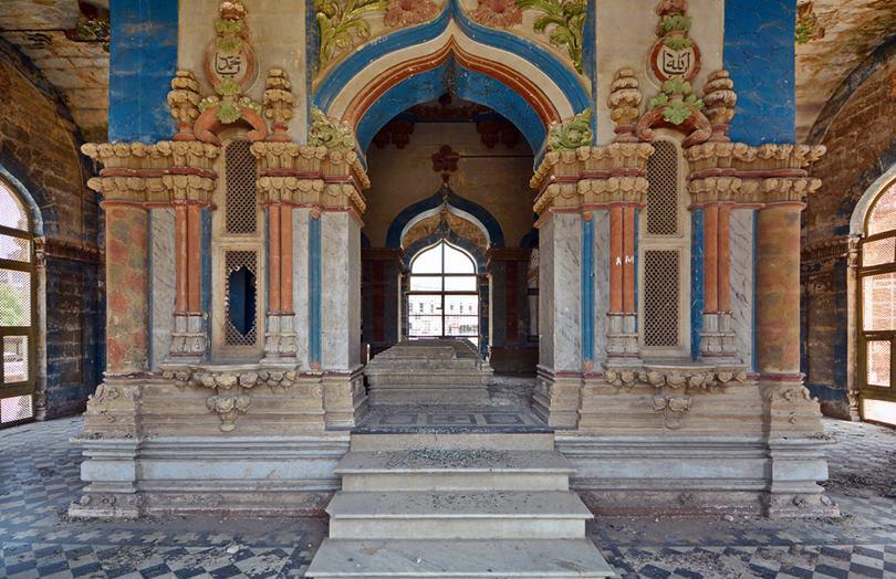 Mahabat Maqbara is a beautiful mausoleum in Junagadh, Mohabbat Maqbara, Bahaduddinbhai Hasainbhai Maqbara, Mahabat Maqbara, Mahabbat Maqbara, Muqbara, Mausoleum of Bahaduddinbhai Hasainbhai