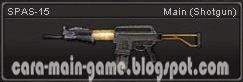 Senjata Point Blank SPAS-15