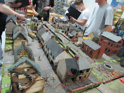 essex wargames club scenery basildon