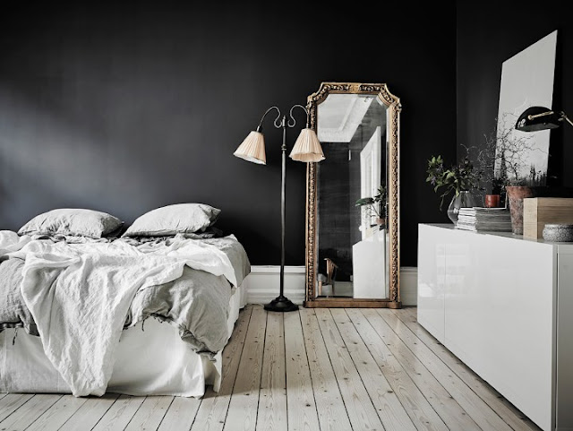 Elegant Black Walls 2