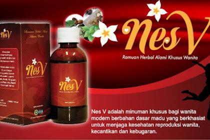 Nes V Obat Herbal Keputihan