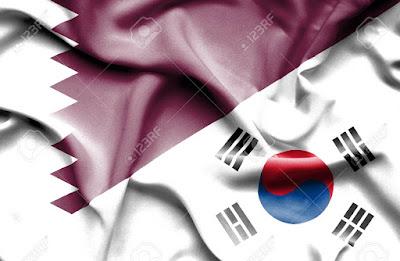 Live Streaming Qatar vs South Korea AFC U19 1.11.2018