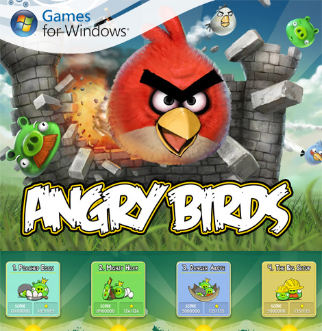 Angry free for download rovio pc birds version full