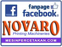 Mesin Percetakan fanpage facebook