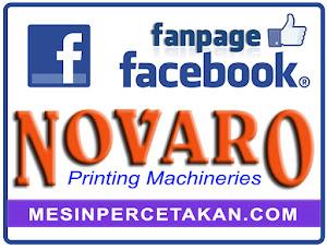 Mesin Percetakan FANS PAGE Facebook