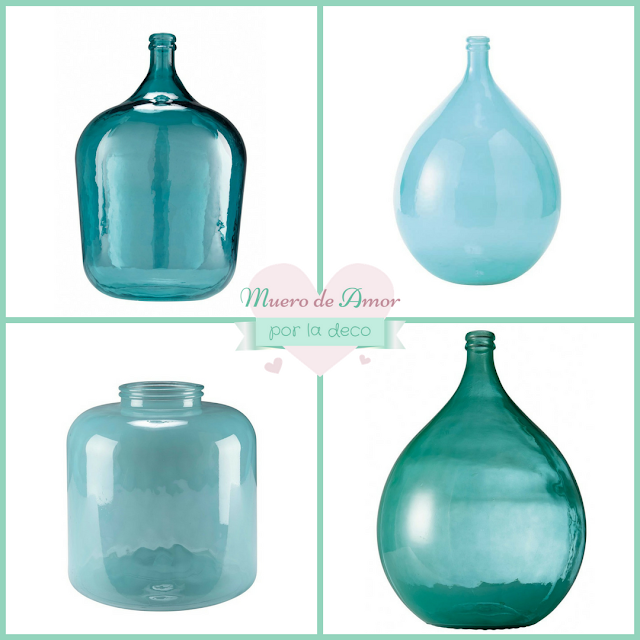 Jarrones Azules para Decorar tu Casa-Maisons Du Monde-By Ana Oval-4