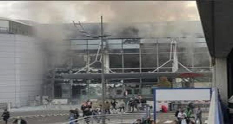 وكالة الأنباء البلجيكية: انفجار رابع في العاصمة بروكسل