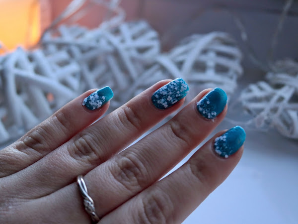 Nail of the Day: Frozen
