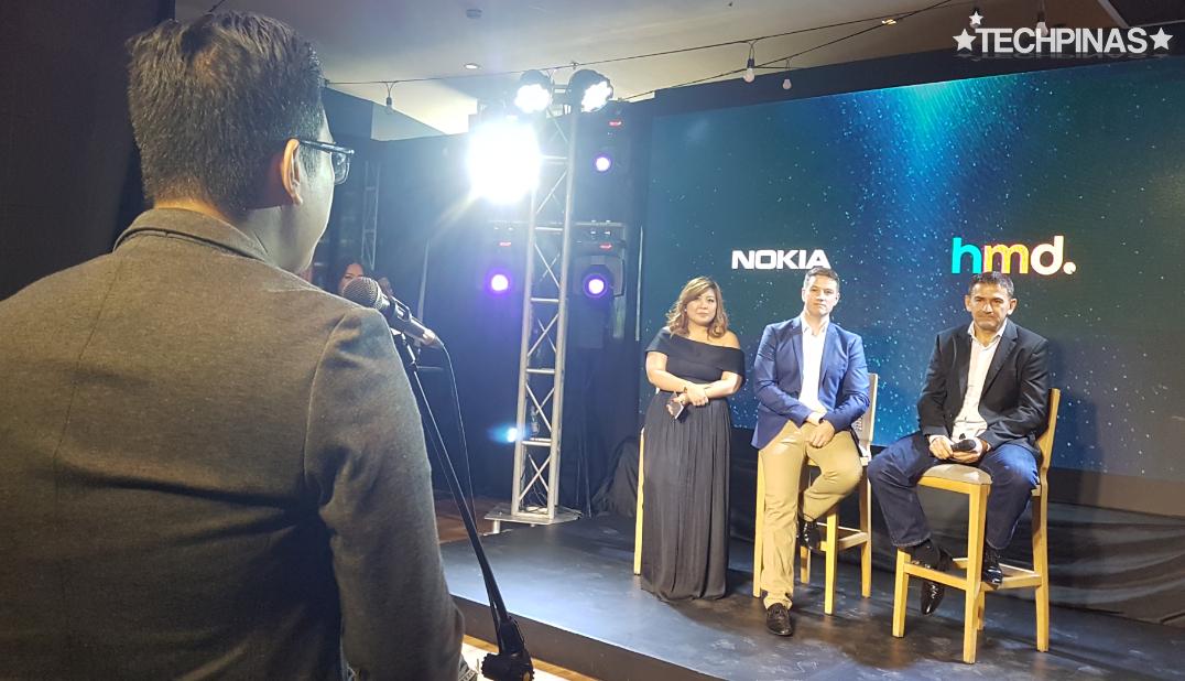 Old Nokia vs New Nokia, Mark Milan Macanas, Shannon Mead, James Rutherford, China Tanchanco