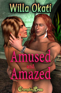 Amused and Amazed (Collection) by Willa Okati