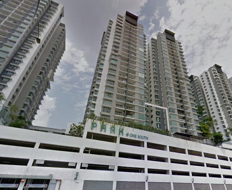 Park Apartment One South Serdang Perdana